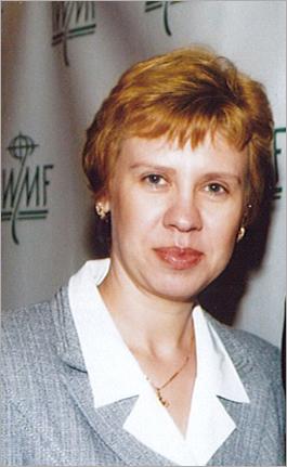 Tatyana Goryachova