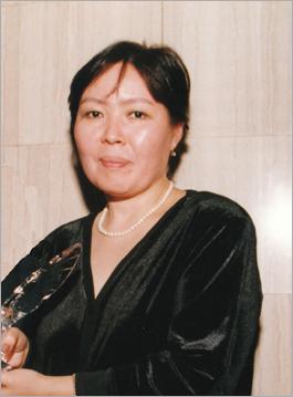 Zamira Sydykova